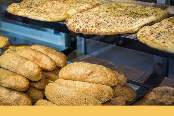 نان و شیرینی پاسداران